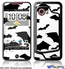 HTC Droid Incredible Skin - Deathrock Bats