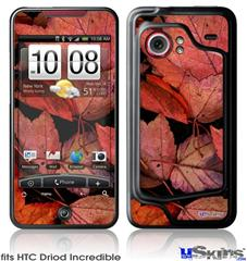 HTC Droid Incredible Skin - Fall Tapestry