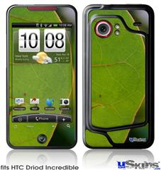 HTC Droid Incredible Skin - To See Through Leaves