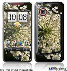 HTC Droid Incredible Skin - Blossoms