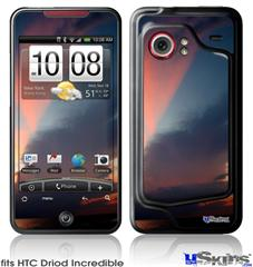 HTC Droid Incredible Skin - Sunset