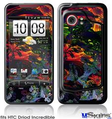 HTC Droid Incredible Skin - 6D