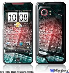 HTC Droid Incredible Skin - Crystal