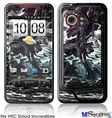 HTC Droid Incredible Skin - Grotto