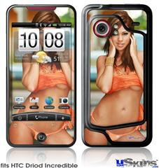 HTC Droid Incredible Skin - Joselyn Reyes 008