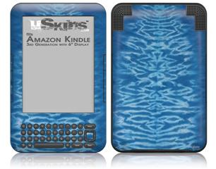 Tie Dye Spine 103 - Decal Style Skin fits Amazon Kindle 3 Keyboard (with 6 inch display)