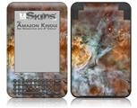 Hubble Images - Carina Nebula - Decal Style Skin fits Amazon Kindle 3 Keyboard (with 6 inch display)