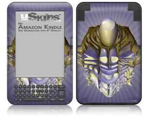 Enlightenment - Decal Style Skin fits Amazon Kindle 3 Keyboard (with 6 inch display)