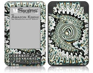 5-Methyl-Ester - Decal Style Skin fits Amazon Kindle 3 Keyboard (with 6 inch display)