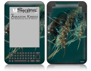 Bug - Decal Style Skin fits Amazon Kindle 3 Keyboard (with 6 inch display)