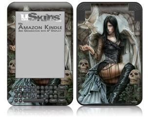 Always - Decal Style Skin fits Amazon Kindle 3 Keyboard (with 6 inch display)