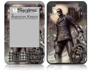 Creation - Decal Style Skin fits Amazon Kindle 3 Keyboard (with 6 inch display)