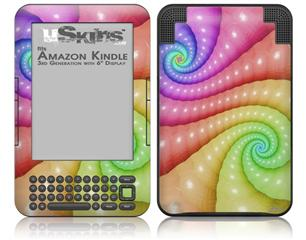 Constipation - Decal Style Skin fits Amazon Kindle 3 Keyboard (with 6 inch display)