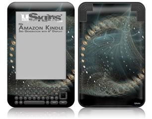 Copernicus 06 - Decal Style Skin fits Amazon Kindle 3 Keyboard (with 6 inch display)