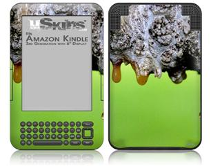 Sap - Decal Style Skin fits Amazon Kindle 3 Keyboard (with 6 inch display)