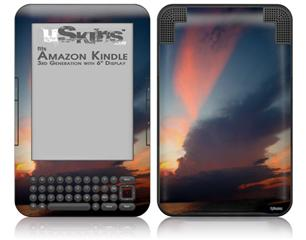 Sunset - Decal Style Skin fits Amazon Kindle 3 Keyboard (with 6 inch display)