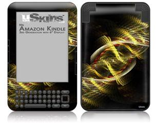 Dna - Decal Style Skin fits Amazon Kindle 3 Keyboard (with 6 inch display)