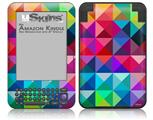 Spectrums - Decal Style Skin fits Amazon Kindle 3 Keyboard (with 6 inch display)
