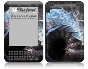 Dusty - Decal Style Skin fits Amazon Kindle 3 Keyboard (with 6 inch display)