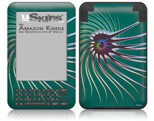 Flagellum - Decal Style Skin fits Amazon Kindle 3 Keyboard (with 6 inch display)