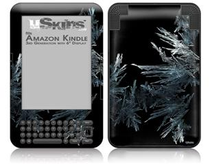 Frost - Decal Style Skin fits Amazon Kindle 3 Keyboard (with 6 inch display)
