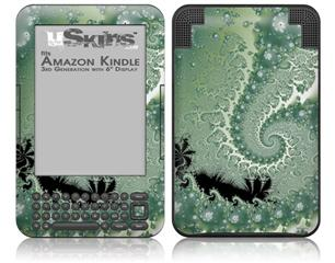 Foam - Decal Style Skin fits Amazon Kindle 3 Keyboard (with 6 inch display)