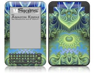 Heaven 05 - Decal Style Skin fits Amazon Kindle 3 Keyboard (with 6 inch display)