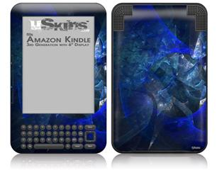 Opal Shards - Decal Style Skin fits Amazon Kindle 3 Keyboard (with 6 inch display)