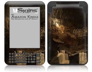 Sanctuary - Decal Style Skin fits Amazon Kindle 3 Keyboard (with 6 inch display)