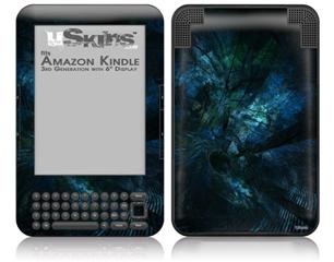 Sigmaspace - Decal Style Skin fits Amazon Kindle 3 Keyboard (with 6 inch display)