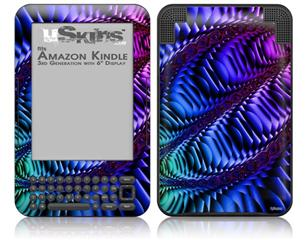 Transmission - Decal Style Skin fits Amazon Kindle 3 Keyboard (with 6 inch display)