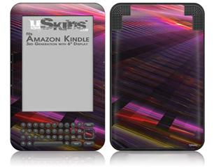 Speed - Decal Style Skin fits Amazon Kindle 3 Keyboard (with 6 inch display)