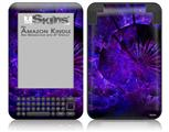 Refocus - Decal Style Skin fits Amazon Kindle 3 Keyboard (with 6 inch display)