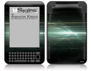 Space - Decal Style Skin fits Amazon Kindle 3 Keyboard (with 6 inch display)