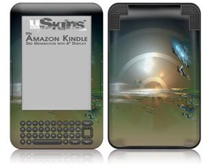 Portal - Decal Style Skin fits Amazon Kindle 3 Keyboard (with 6 inch display)