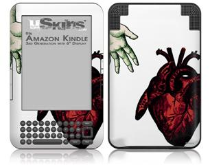 ID5 - Decal Style Skin fits Amazon Kindle 3 Keyboard (with 6 inch display)