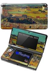 Vincent Van Gogh The Harvest Arles By Vangogh - Decal Style Skin fits Nintendo 3DS (3DS SOLD SEPARATELY)