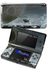Behold The Machine - Decal Style Skin fits Nintendo 3DS (3DS SOLD SEPARATELY)