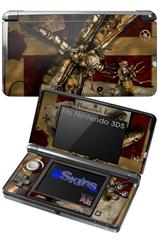 Conception - Decal Style Skin fits Nintendo 3DS (3DS SOLD SEPARATELY)