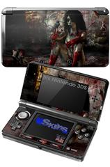 Exterminating Angel - Decal Style Skin fits Nintendo 3DS (3DS SOLD SEPARATELY)