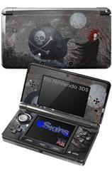 Red Queen - Decal Style Skin fits Nintendo 3DS (3DS SOLD SEPARATELY)