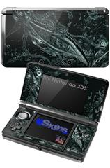 The Nautilus - Decal Style Skin fits Nintendo 3DS (3DS SOLD SEPARATELY)