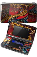 Y&T Mean Streak Covers - Decal Style Skin fits Nintendo 3DS (3DS SOLD SEPARATELY)