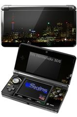 Toronto - Decal Style Skin fits Nintendo 3DS (3DS SOLD SEPARATELY)