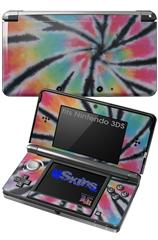 Tie Dye Swirl 109 - Decal Style Skin fits Nintendo 3DS (3DS SOLD SEPARATELY)