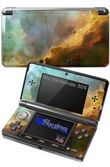 Hubble Images - Gases in the Omega-Swan Nebula - Decal Style Skin fits Nintendo 3DS (3DS SOLD SEPARATELY)