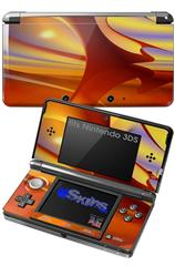 Red Planet - Decal Style Skin fits Nintendo 3DS (3DS SOLD SEPARATELY)