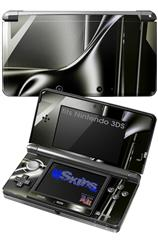 Sinuosity 01 - Decal Style Skin fits Nintendo 3DS (3DS SOLD SEPARATELY)