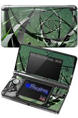Airy - Decal Style Skin fits Nintendo 3DS (3DS SOLD SEPARATELY)