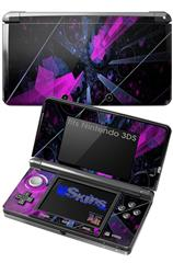 Powergem - Decal Style Skin fits Nintendo 3DS (3DS SOLD SEPARATELY)